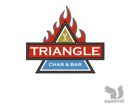 Triangle Char Bar